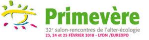 Salon Primevère - 23, 24 & 25 février 2018 - Lyon/Eurexpo